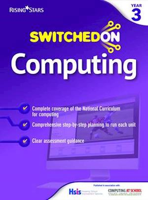 Switched on Computing Year 3