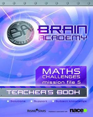 Brain Academy First Class Maths File 4