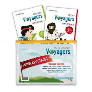 Voyagers History and Geography Lower Key Stage 2 Pack