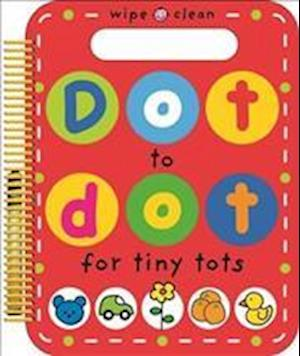 Dot to Dot for Tiny Tots Big Book
