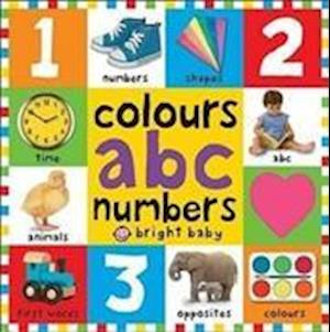 Colours ABC Numbers