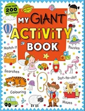 My Giant Activity Book