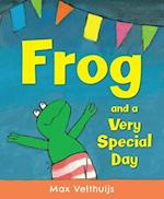 Frog and a Very Special Day (Frog, nr. 23)