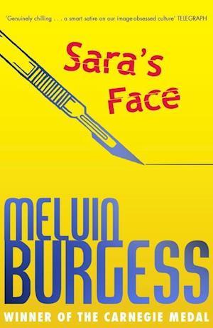 Bog, paperback Sara's Face af Melvin Burgess