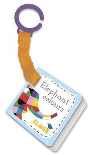 Bog, papbog Elmer: Elephant Colours af David McKee