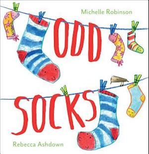 Bog, paperback Odd Socks af Michelle Robinson