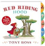 My Favourite Fairy Tale Board Book: Red Riding Hood (My Favourite Fairy Tale Board Book)