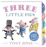 My Favourite Fairy Tale Board Book: Three Little Pigs (My Favourite Fairy Tale Board Book)