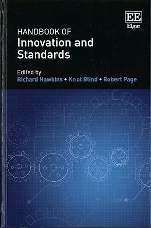 Bog, hardback Handbook of Innovation and Standards af Knut Blind