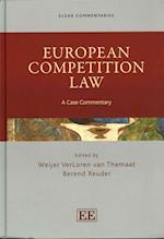 European Competition Law af Weijer VerLoren van Themaat