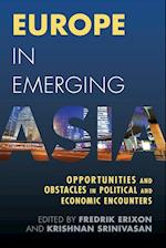 Europe in Emerging Asia af Fredrik Erixon