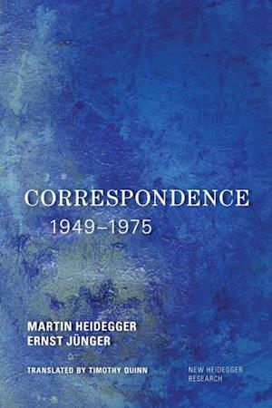 Correspondence 1949-1975 af Martin Heidegger