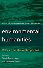 Environmental Humanities (Rowman and Littlefield International Intersections)