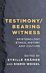 Testimony/Bearing Witness