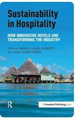 Sustainability in Hospitality af Miguel Angel Gardetti