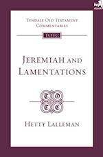 TOTC Jeremiah & Lamentations (New Edition) af Hetty Lalleman