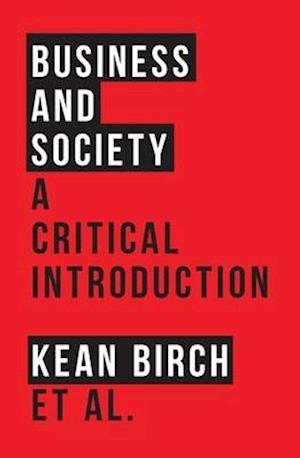Bog, paperback Business and Society af Richard Wellen