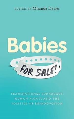 Bog, paperback Babies for Sale af Miranda Davies