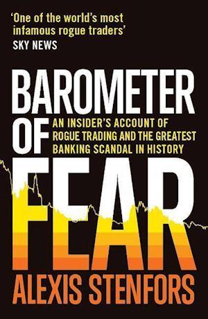 Bog, paperback Barometer of Fear af Alexis Stenfors