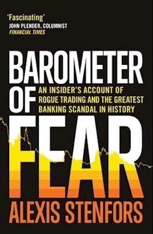Bog, hardback Barometer of Fear af Alexis Stenfors