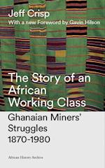 Story of an African Working Class af Jeff Crisp