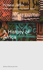 History of Africa af Hosea Jaffe