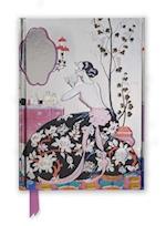 Barbier Backless Dress (Foiled Journal) af Flame Tree
