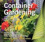 Container Gardening (Digging and Planting)