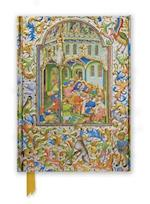 Illuminated Manuscript Marriage Feast at Cana Station (Foiled Journal) af Flame Tree