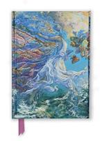 Josephine Wall: Joie de Vivre (Foiled Journal) af Flame Tree