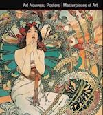 Art Nouveau Posters. Masterpieces of Art (Masterpieces in Art)