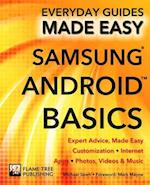 Samsung Android Basics (Everyday Guides Made Easy)