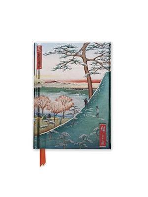 Hiroshige: Meguro (Foiled Pocket Journal)