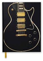 Gibson Les Paul Custom Guitar Blank Sketch Book af Flame Tree