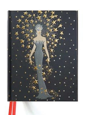 Erte Starstruck (Blank Sketch Book)