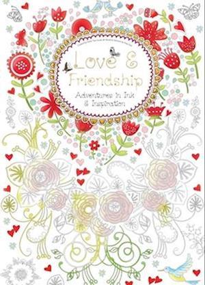 Love & Friendship (Colouring Book)