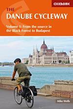 Danube Cycleway Volume 1 (Cicerone Press)