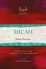 Micah (Asia Bible Commentary Series)