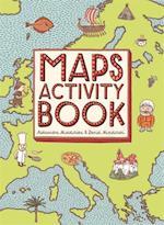 Maps Activity Book (Maps)