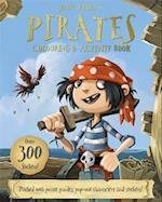 Jonny Duddle's Pirates Colouring & Activity Book (Jonny Duddle)