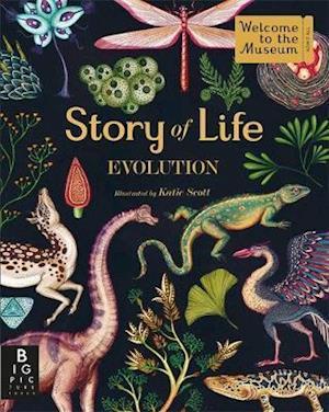Bog, hardback Story of Life: Evolution af Katie Scott