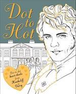 Dot-to-Hot Darcy (Adult ColouringActivity)