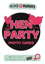 Make a Memory Hen Party (Make Memory)