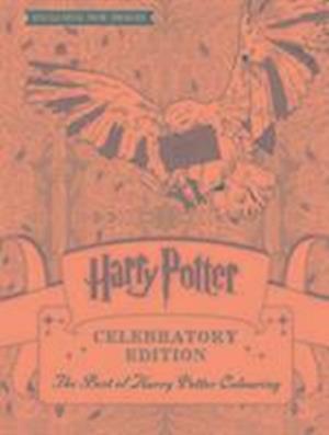Harry Potter Colouring Book Celebratory Edition