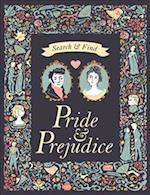 Search and Find Pride & Prejudice (Search Find Classics)