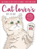 Dot-to-Dot Cute Cats (Adult ColouringActivity)