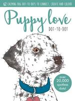 Puppy Love Dot-to-dot Book (Adult ColouringActivity)