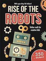 Foil Art Rise of the Robots