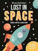 Foil Art Lost in Space
