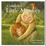 Square Paperback Story Book - Grandma's Little Monkey af Robert Hamilton